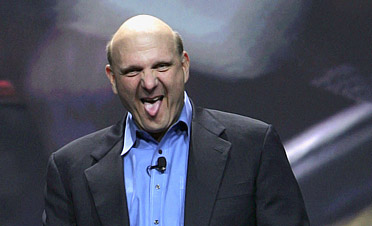 Steve Ballmer, Microsoft CEO