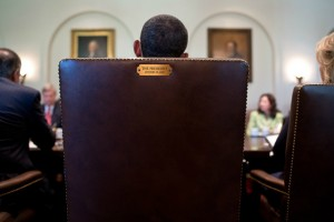 Obama - That Seat's Earned, Not Taken