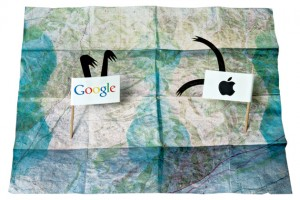 Google vs Apple Maps