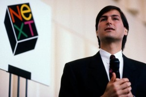 Steve Jobs and NeXT 1988