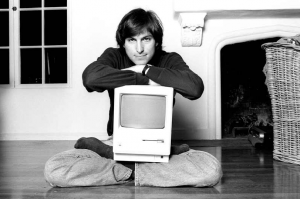 Steve Jobs and the Original Mac