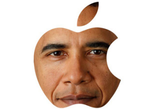 President, I've worked with Apple. I know Apple. Apple is a friend of mine. President, you're no Apple.