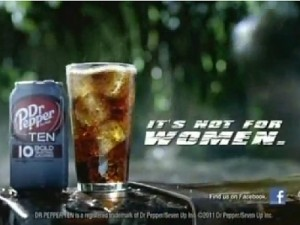 Dr Pepper 10 Men Ad